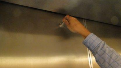 Palensleutel voor liften