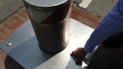 palensleutel voor poller